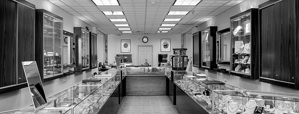 The Tarrytown Jewelers Showroom