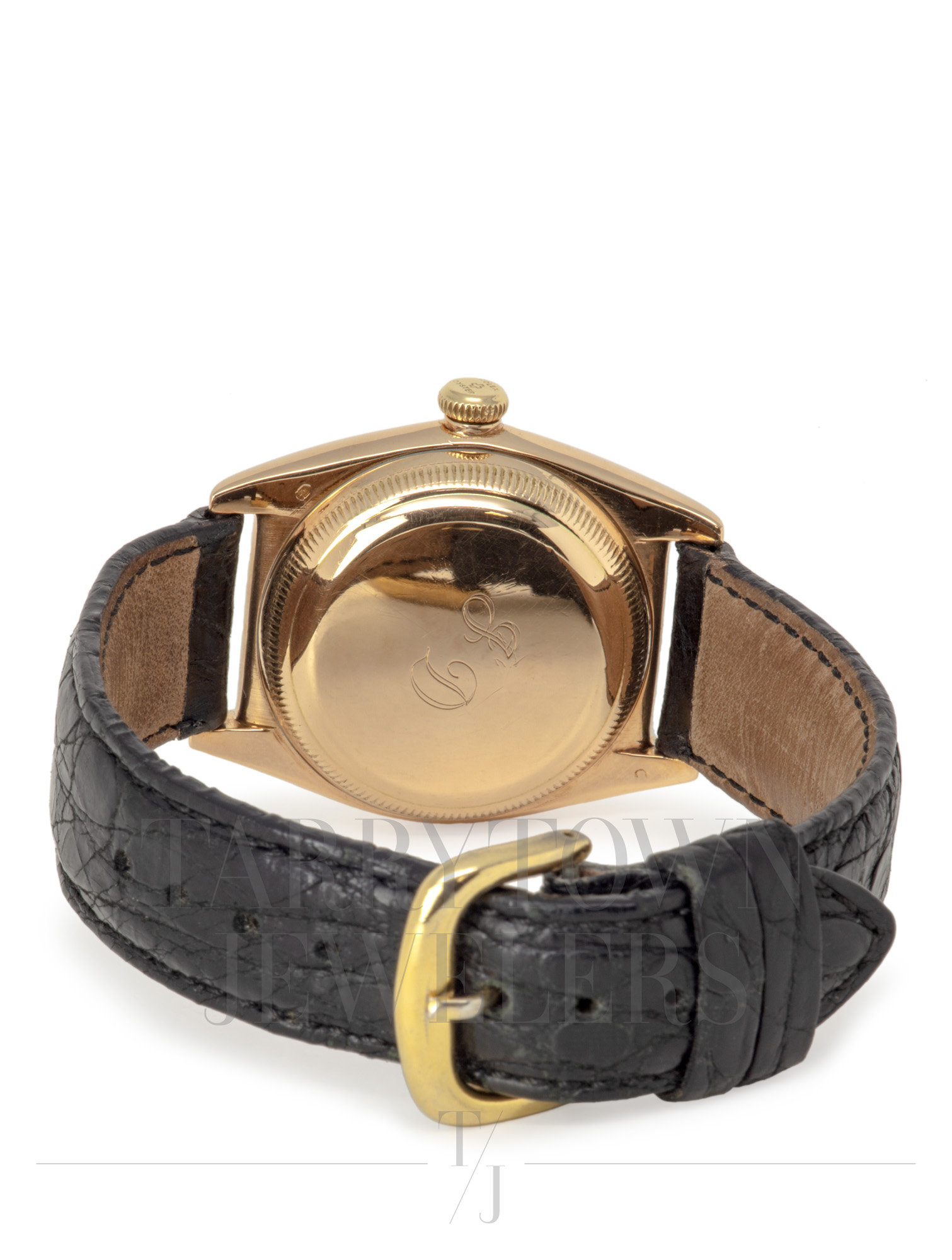 Oyster Perpetual Bubble back