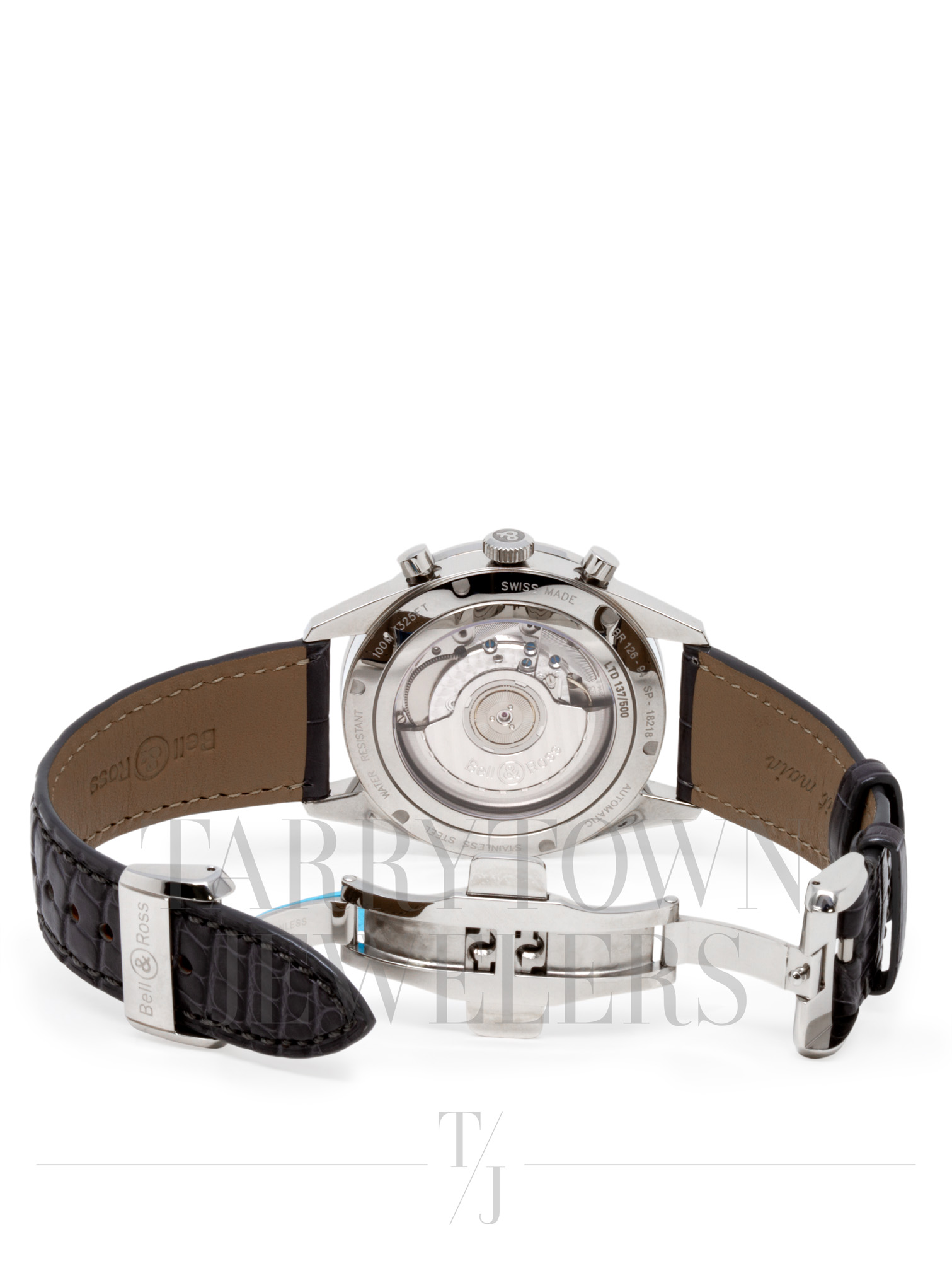 BR126 Officer Chronograph