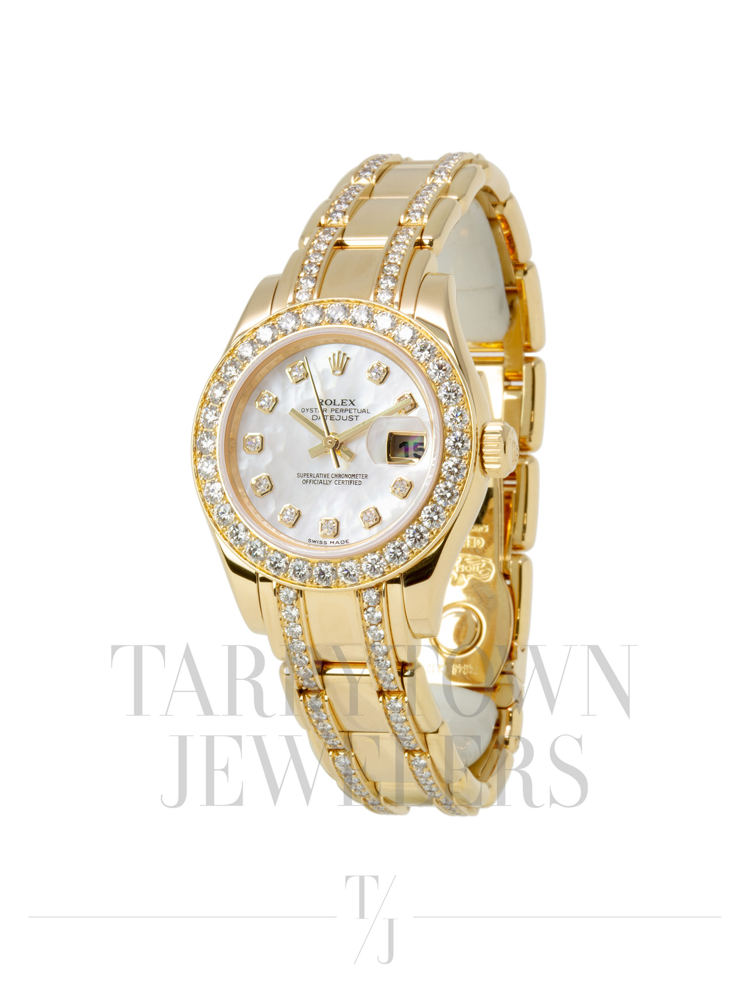 Ladies Datejust Pearlmaster